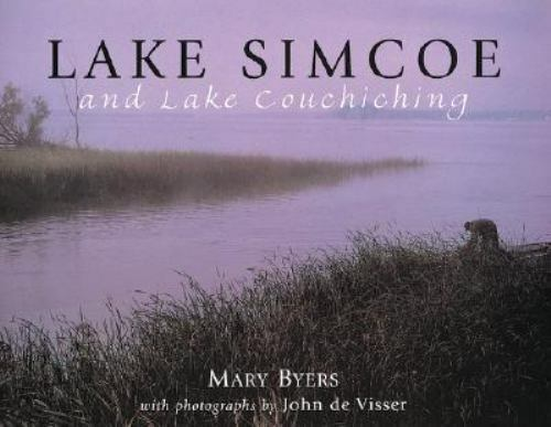 Lake Simcoe and Lake Couchiching by Mary Byers