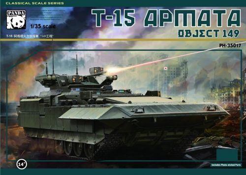 Panda 1 35 T-15 Armata Object 149