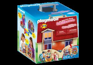 Playmobil 5167 Take Along Modern Dollhouse