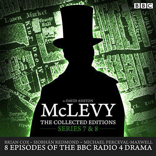 Mclevy: The Collected Editions : Séries 7 & 8:8 Episodes De The Radio BBC 4 Crim