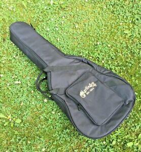 Martin Co Acoustic Guitar Gig Bag Backpack Soft Case For Dreadnought Junior Ebay