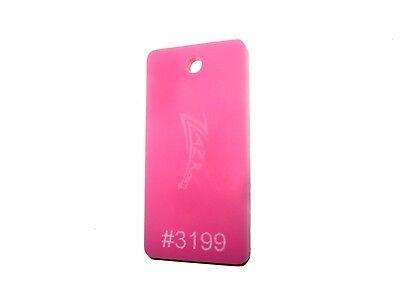 "NEON PINK #9095 12/""x12/""x1//8/"" Acrylic Sheet Craft Plastic Plexiglass Supply SALE!"