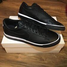 NIKE  BLACK COMME des GARCONS BLAZER LOW NikeLab, 633699-001 BLACK US 11