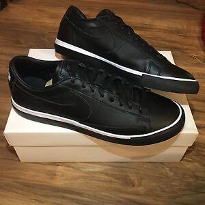 Nike Blazers Low Men Shoes White Black jf3RQ