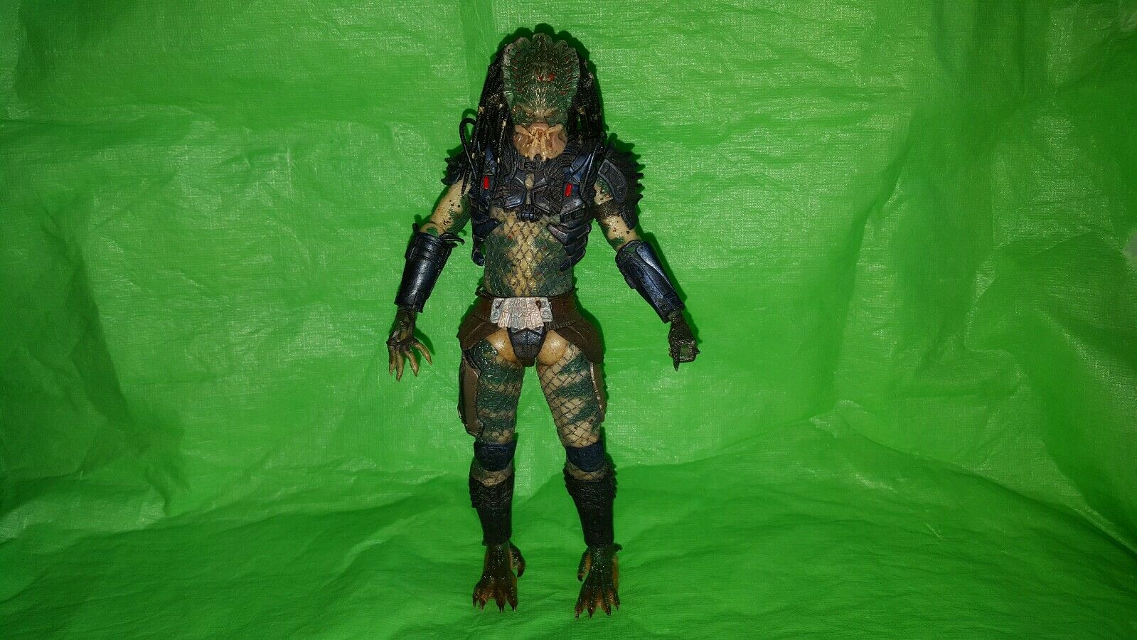 2011 ProtATOR City Figure by NECA Great Condition