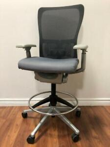 Haworth Zody Drafting Chair – Silver Mississauga / Peel Region Toronto (GTA) Preview