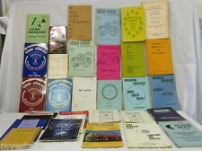 Vintage Lot of 31 ASTROLOGY THEMED BOOKS BOOKLETS Zodiac AFA & More