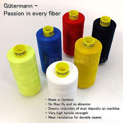 GUTERMANN Mara 120 100/% POLYESTER THREAD 1094 yard//spool Reg Sewing Color 9414