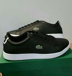 Caanaby EVO Leather Trainers UK Size
