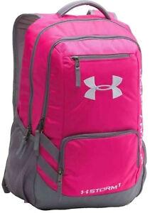 91d21b264fd Under Armour UA Team Hustle 3.0 All Sport Backpack 1306060 | eBay