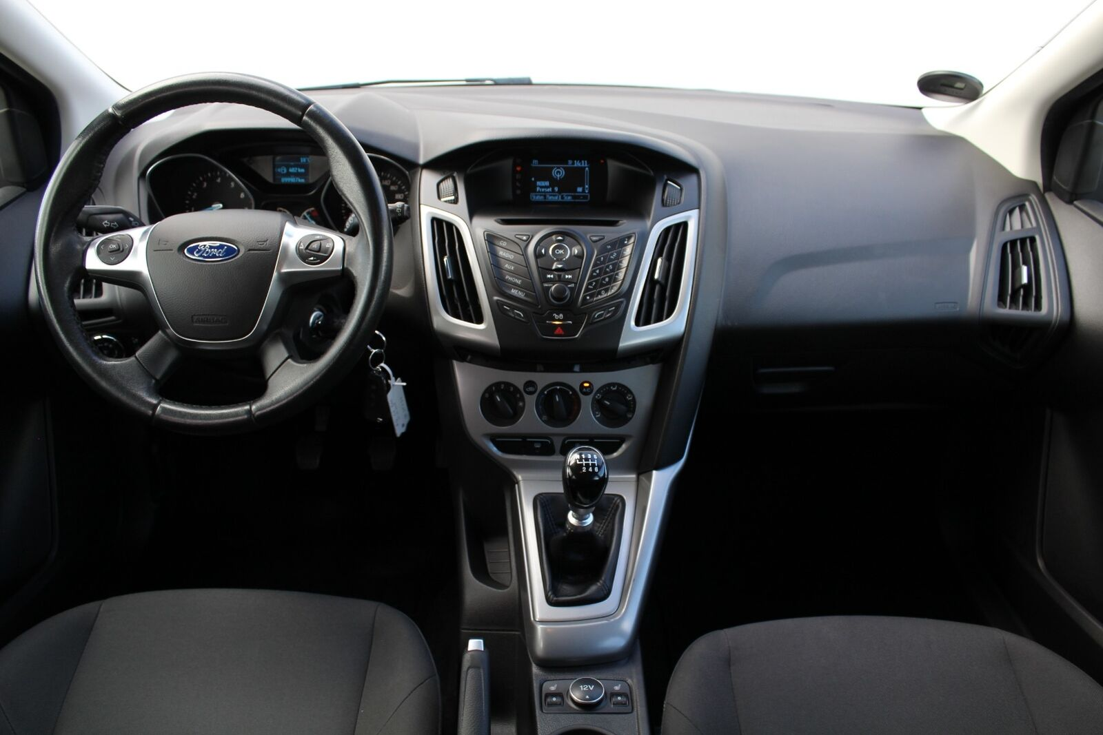Ford Focus 1,0 SCTi 125 Edition stc. ECO - billede 7