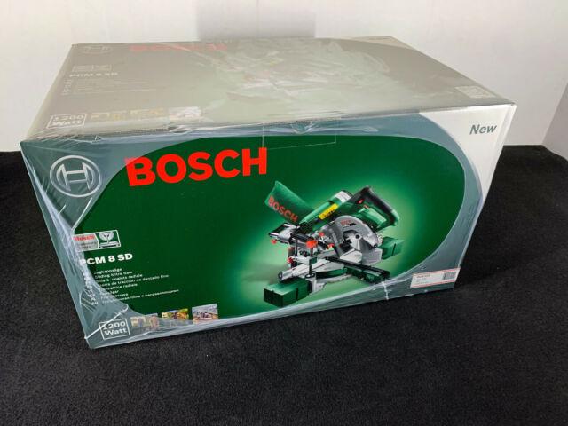 und Gehrungssäge mit Zugfunktion PCM 8 SD0603B11000 BOSCH Kapp