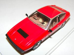 1 43 Spark Lotus Eclat S1 de 1975 de la calle en rojo S2214