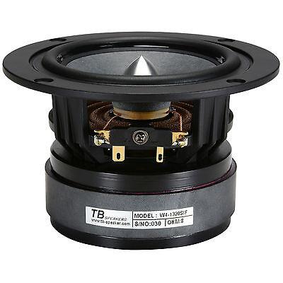 """Tang Band W4-1320SIF 4"""" Bamboo Full Range Speaker"""