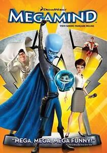 Megamind-DVD-2011-DISC-ONLY