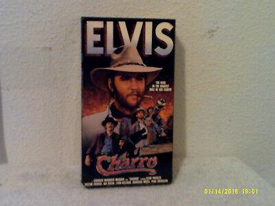 "VINTAGE ""ELVIS PRESLEY"" VHS MOVIE ""CHARO"" | eBay"