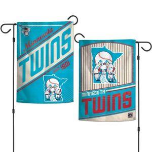 WinCraft St Louis Cardinals 2 Sided Garden Flag 12 x 18 Cooperstown Edition