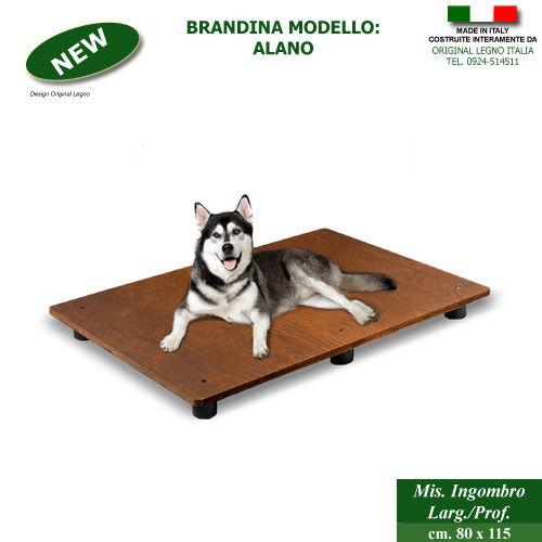 Brandina in Legno modello  EB  ALANO & Simili ...
