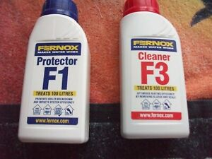 FERNOX F3 CLEANER / F1 PROTECTOR 265ML