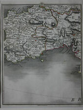 41SE Wales Tenby old map Pembroke 1948 Penally