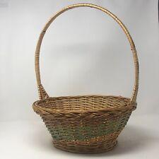"61/"" x 18/"" Artificial Cactus W//Basket Green//Brown Opalhouse//Target Plastic Wicker"