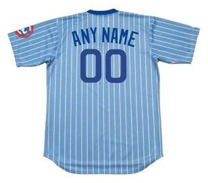 cbe02dd49 CHICAGO CUBS 1980 s Majestic Cooperstown Away