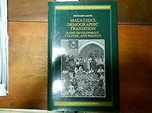 Malaysia-039-s-Demographic-Transicion-Rapido-Desarrollo-Culture-And-Politics