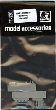 Hauler Models 1/120 RAILWAY BICYCLE Resin Model