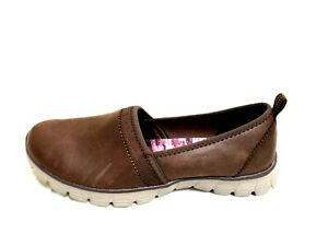 NEW-Women-039-s-SKECHERS-EZ-FLEX-3-0-SONGFUL-23435-Brown-47G-tm