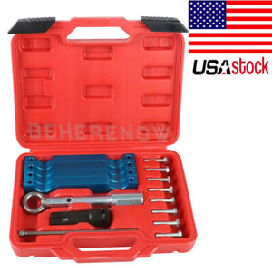 Engine Camshaft Timing Tool For Mercedes Benz M157 M276 M278 with T100 Injector