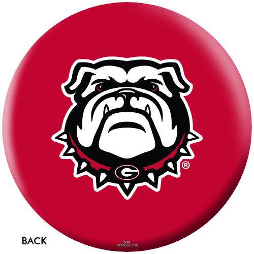 NCAA Georgia Bulldogs Bowling Ball Flug- & Drachensport Bumerangwerfen