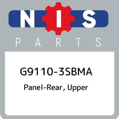 Genuine Nissan Bracket G9185-3SGMA