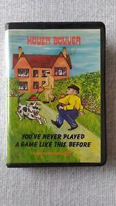 Vintage-C64-Commodore-Rare-Game-Hover-Bovver-Llamasoft-Software-Jeff-Minter