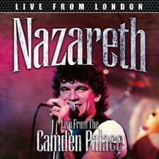 NAZARETH - LIVE FROM LONDON GATEFOLD  CD NEU