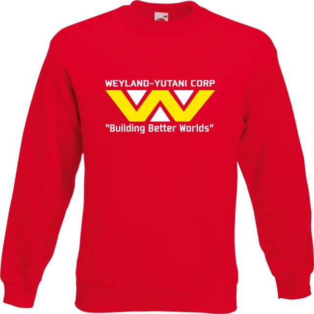 Yutani Corporation I Sprüche I Fun I Lustig bis 5XL I Herren Hoodie Weyland