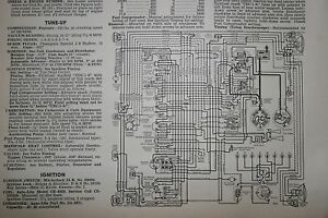 details about 1946,1947,1948,1949,1950,plymouth ignition wiring diagram switch coded wires 1964 Ford F100 Wiring Diagram