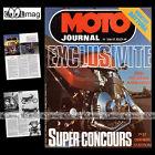 MOTO JOURNAL N°256 HONDA CB 750 A HONDAMATIC TRIAL CHARLES COUTARD YAMAHA TY 250