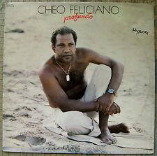 Cheo Feliciano Profundo Salsa VAYA Puerto Rico 1982 EX