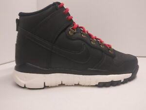 Nike SB Dunk High Boot UK 5.5 Black Sail Ale Brown 806335012 ... ca50d4d59