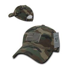 61b9750143a item 3 Polo Style USA Tonal Flag Hat Ballcap American Pride Woodland Camo  Rapdom A03 -Polo Style USA Tonal Flag Hat Ballcap American Pride Woodland  Camo ...
