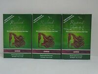 Reshma Henna Powder Rouge For Hair Herbal Natural Powder - Lot Of 3