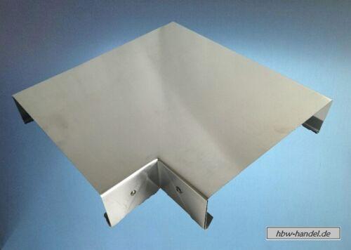 Innenecke Eckformteil 90° für Mauerabdeckung Ecke Mauerecke Außenecke
