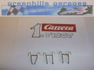 Bien Informé Fermeture Scalextric Carrera Premier Double Contact Brosses/tresses X 3-neuf...-afficher Le Titre D'origine