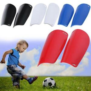 2pc Children Soccer Training Shin Guards Shin Pads Football Protector Brace Gear