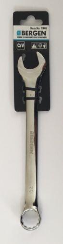 Bergen 20mm Combination Spanner Polished Chrome Vanadium B1946