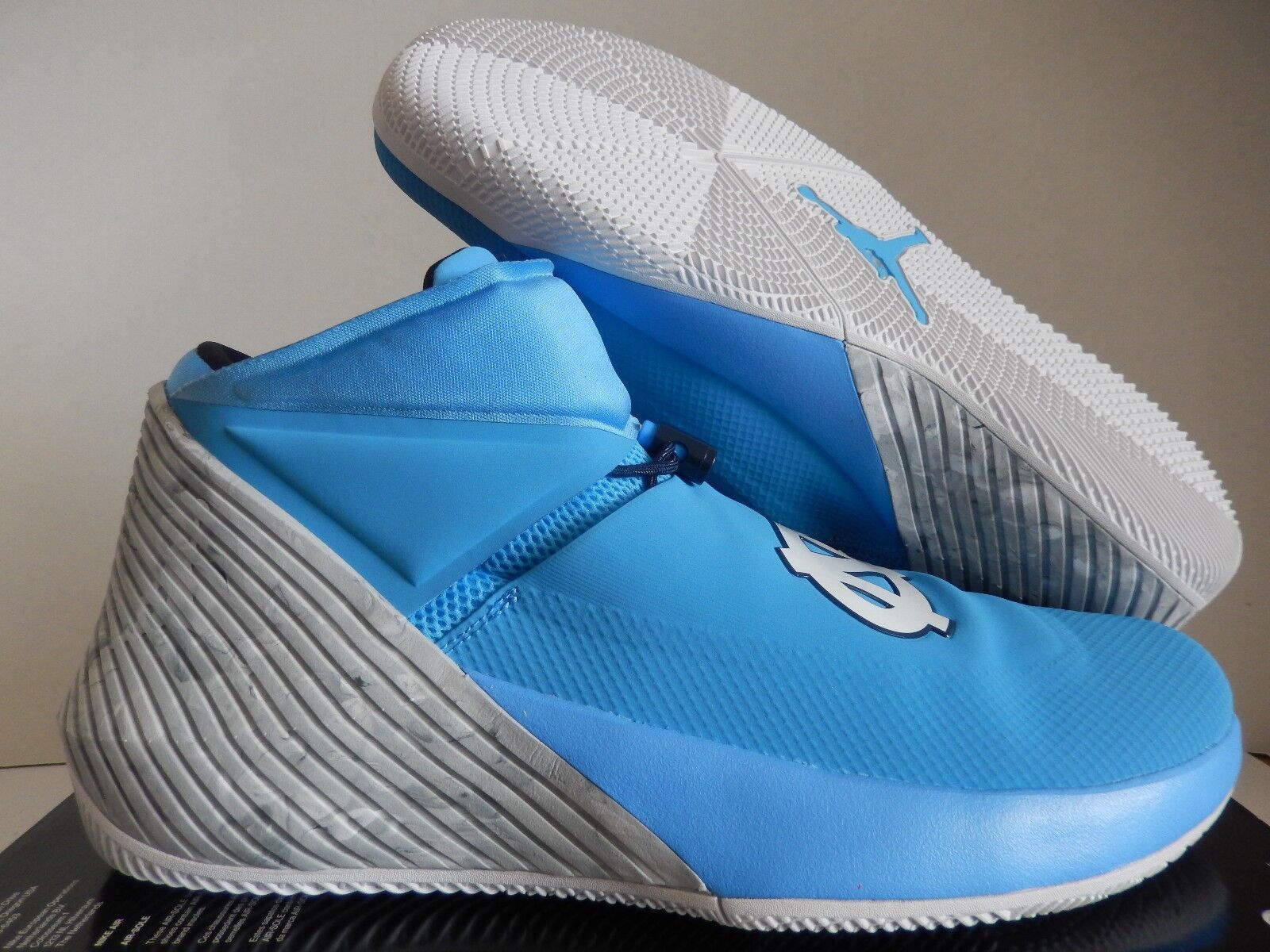 sports shoes e59e2 ff09d ... official store nike air jordan unc why not zer0.1 university bleu unc  jordan tarheels