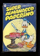 SUPER ALMANACCO PAPERINO - N. 20 DEL FEBBRAIO 1982 - BLISTERATO DISNEY ORIGINALE