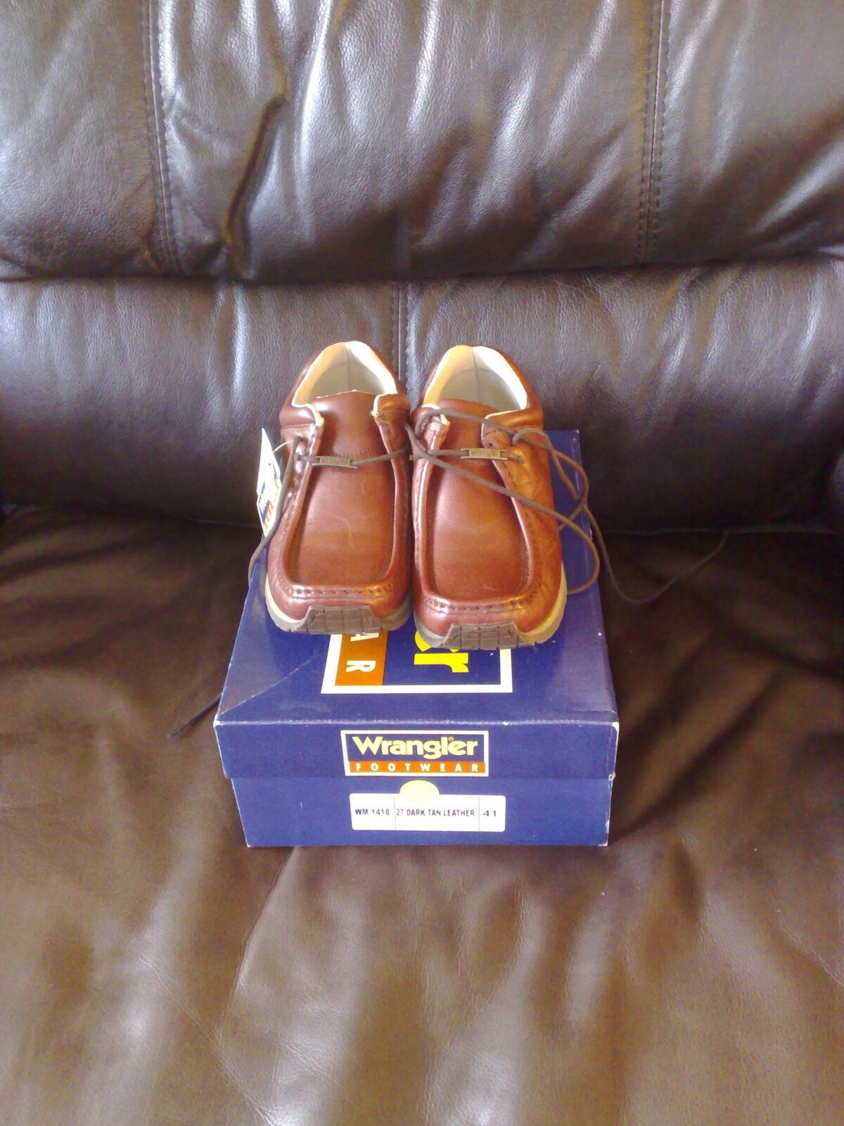 Mens   Boys Wrangler shoes