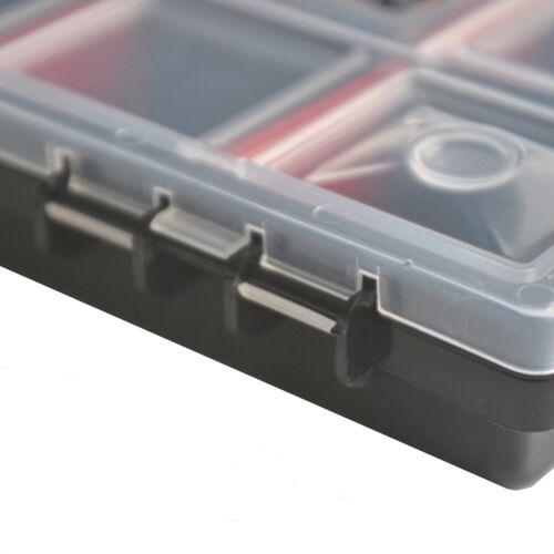 Assortiment Boîte Assortiment Boxe vue encadré Sortierkasten nor12-10er Set