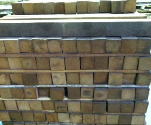 sec Chêne Tournant Blanks 1 M longueurs pieds de table 80 mm² Oak POSTES